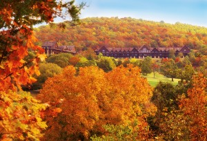 branson fall colors